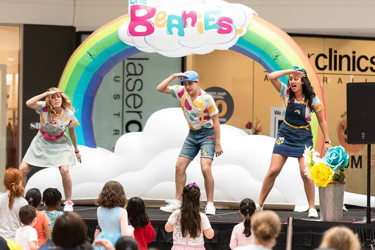 Childrens Show Inflatable Stage Prop