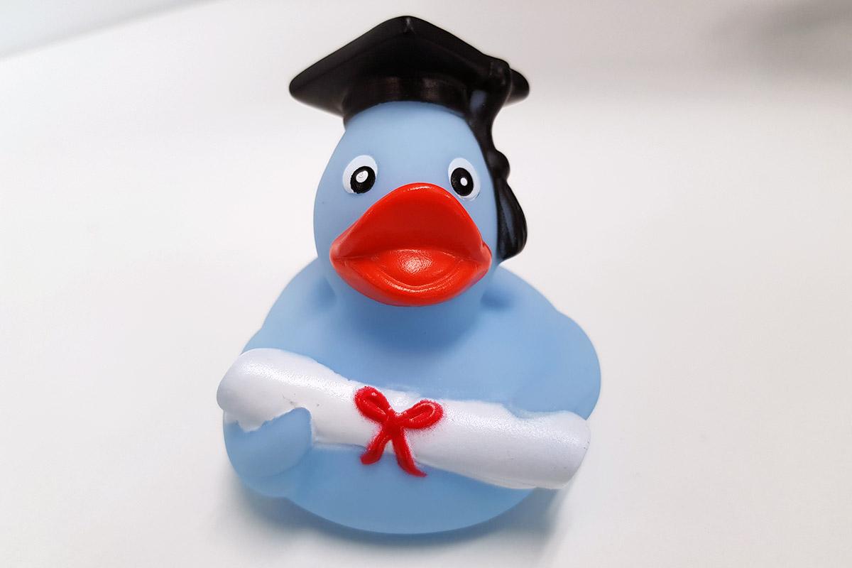Actual Rubber Duck