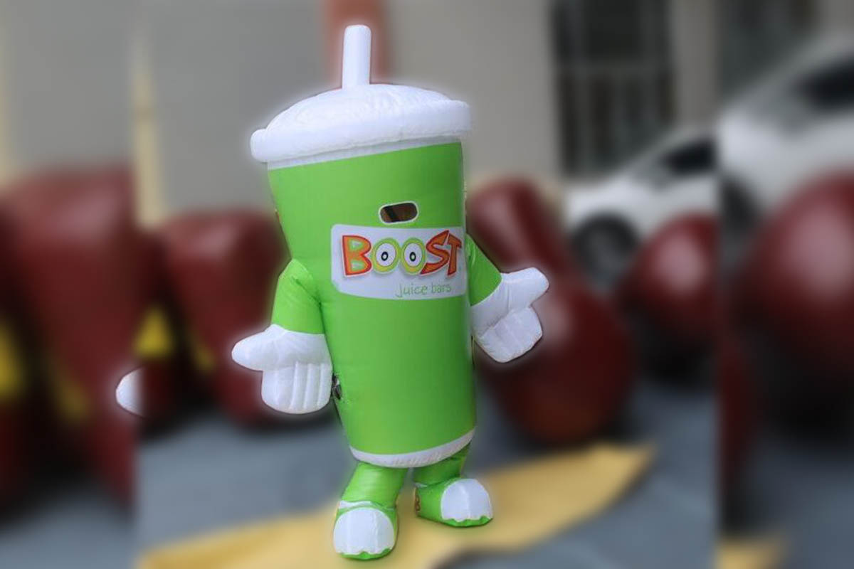 Parade Inflatable Boost Cup