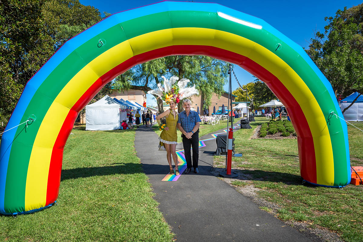 Festival Inflatable Arch