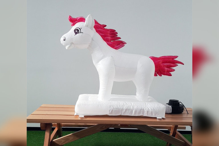 Inflatable Mascot Pony