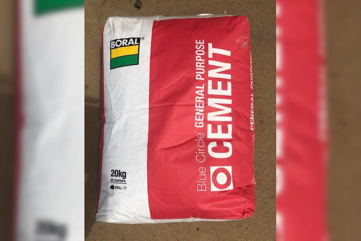 Boral Cement Bag Single