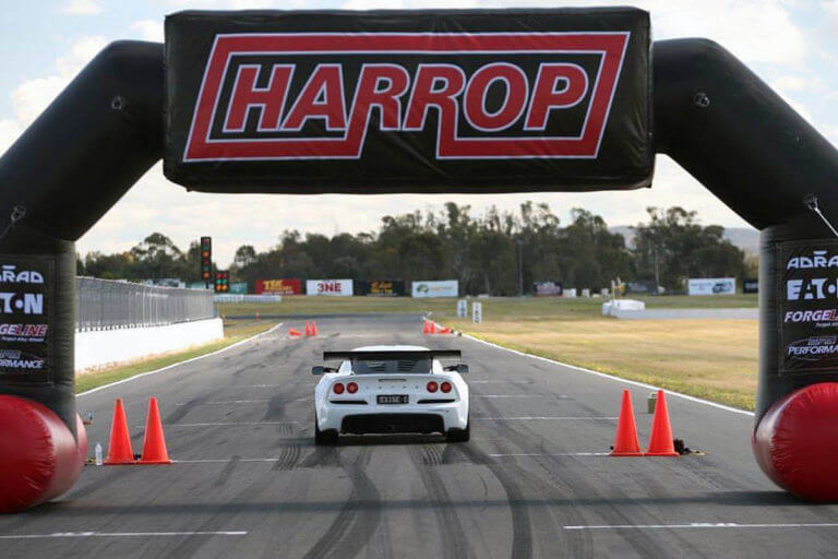 Race Track Inflatable Arch For Harrop