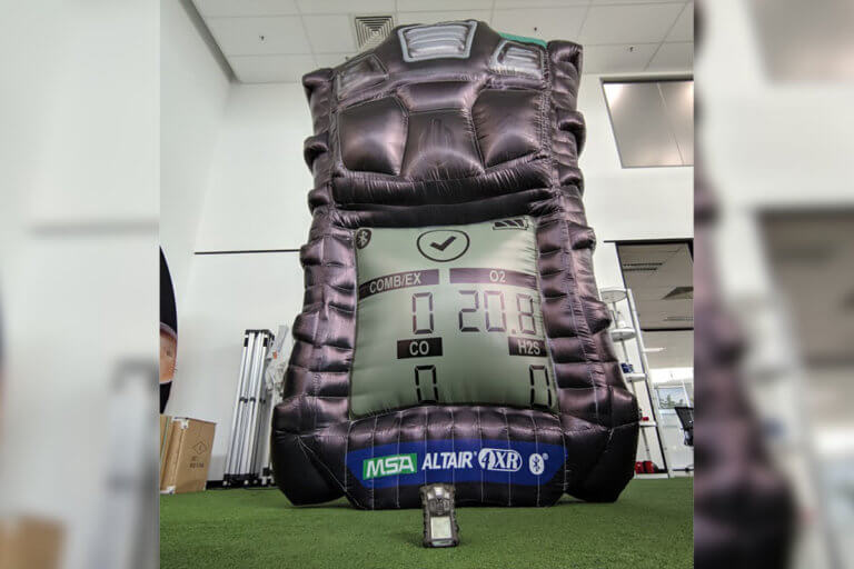 Complex Constant Air Inflatable