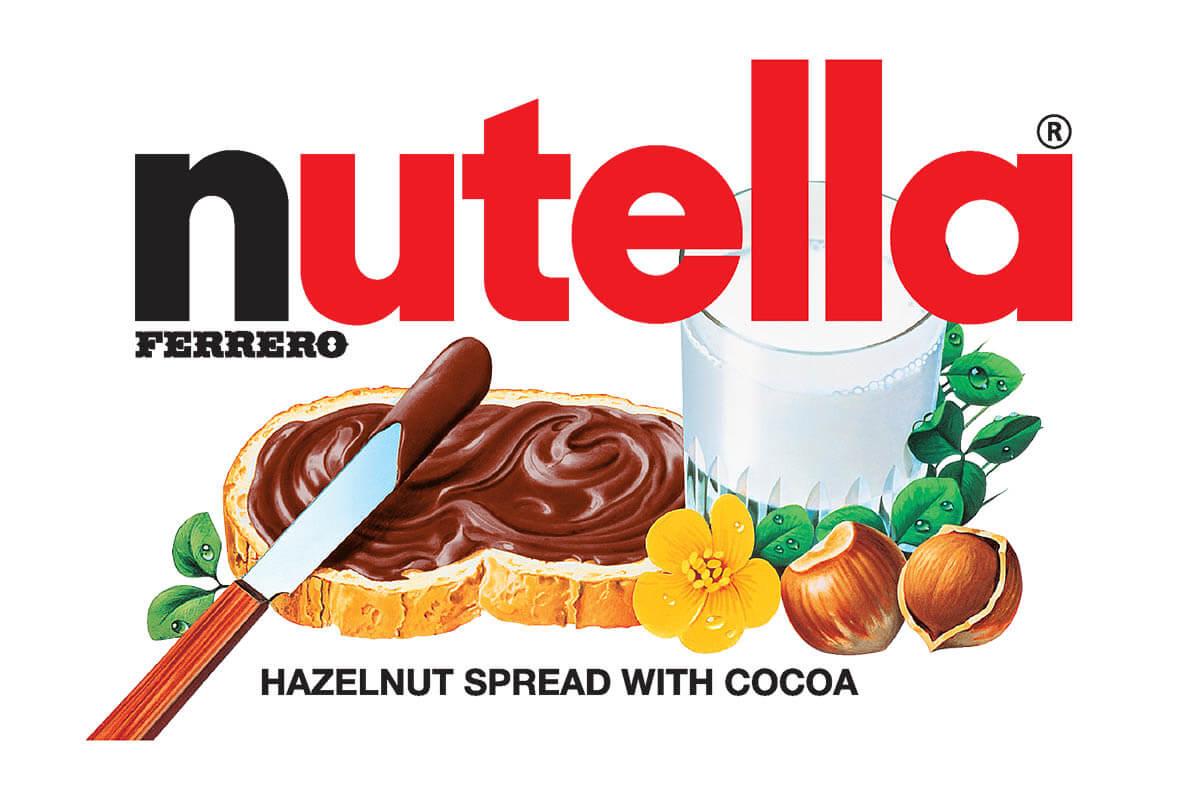 Nutella Jar Artwork