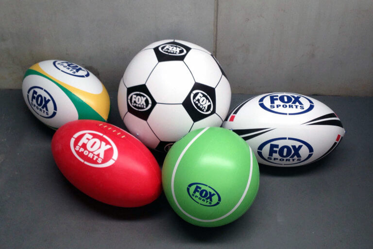 Custom Beach Balls Fox Sports