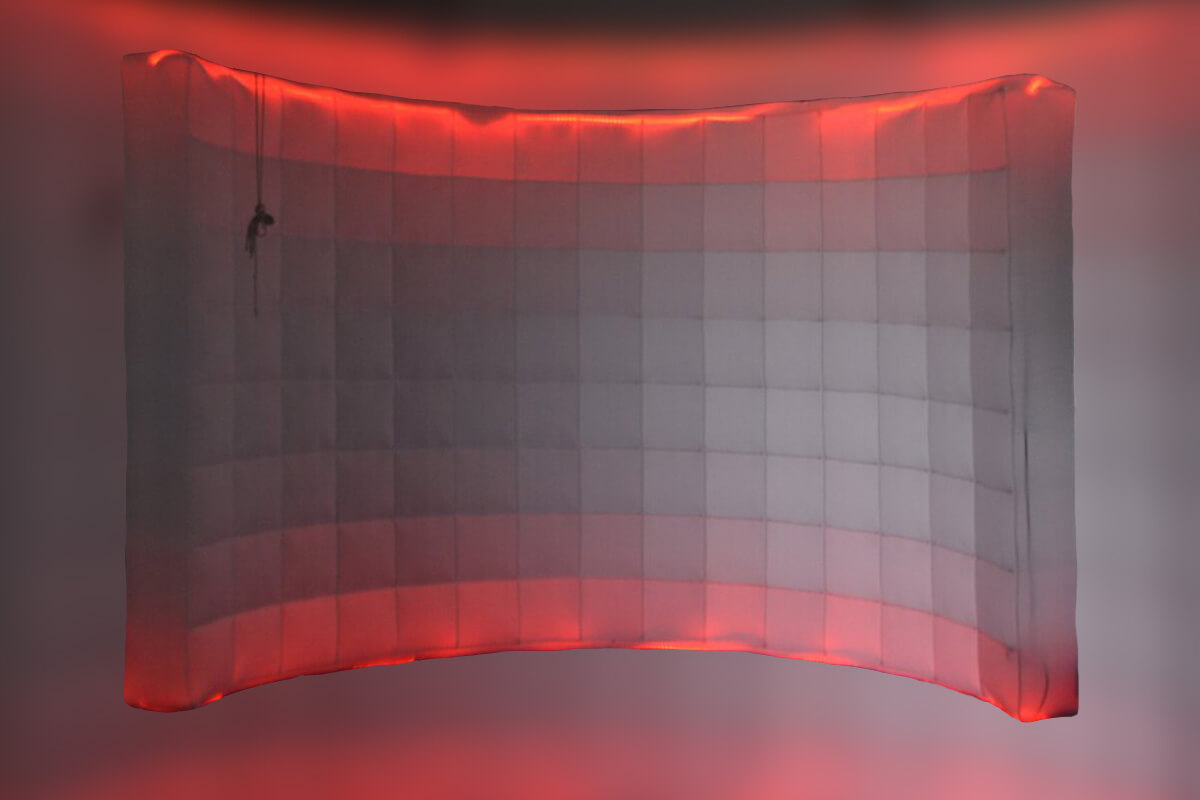 Inflatable Theatre Prop LED Wall