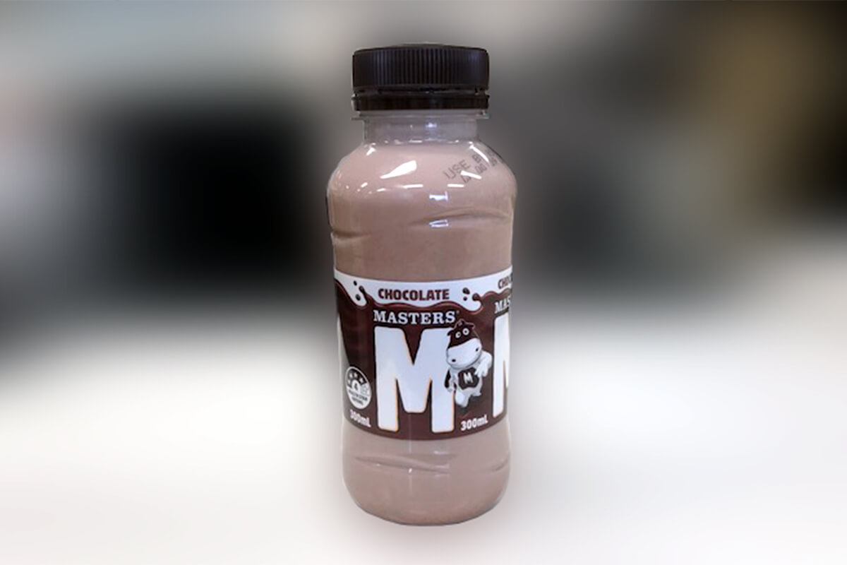 Big M Blow Up Bottle Real Product