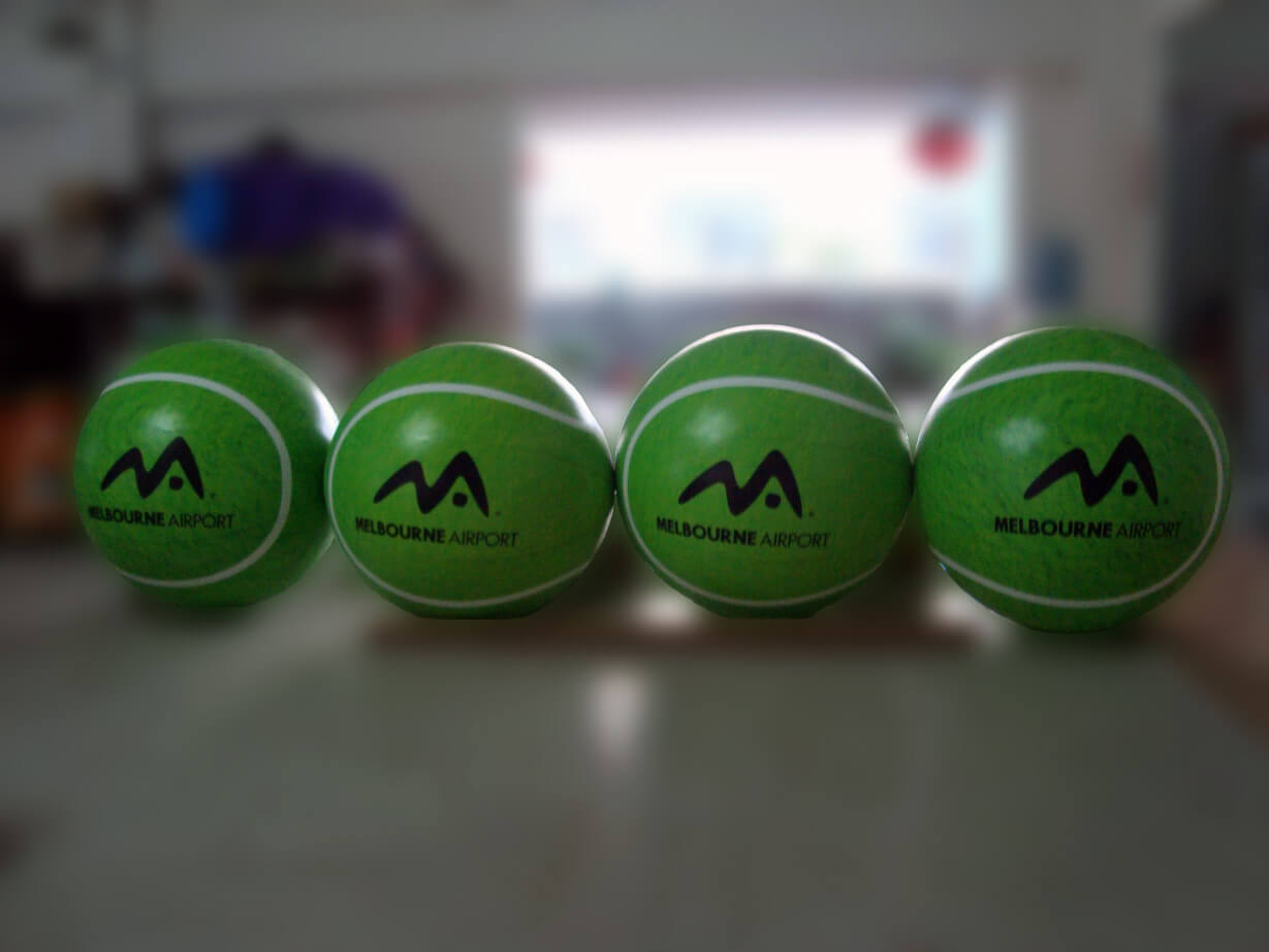 Promotional Inflatable Balls Testing